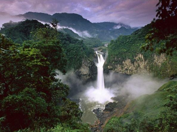 Pour du pétrole cet endroit à la plus grande biodiversité du monde est en danger